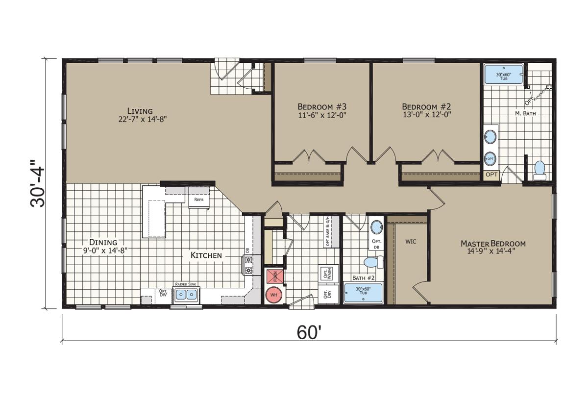 Transitions - Crystal Bay Estates CB-6603C