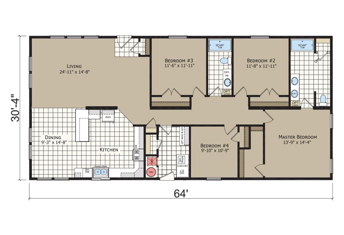 Transitions - Crystal Bay Estates CB-6644C