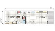 Lifestyle Look Out Lodge SG55 Layout