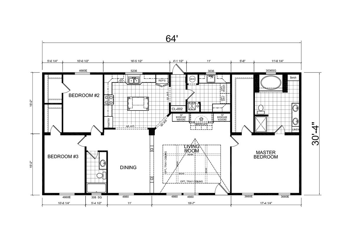 Ridgecrest - LE 3205