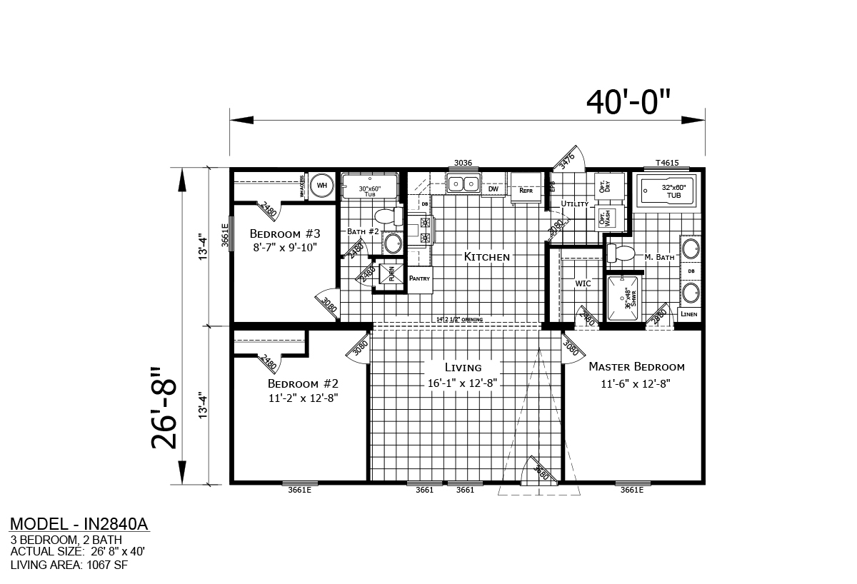 Innovation IN2840A Layout