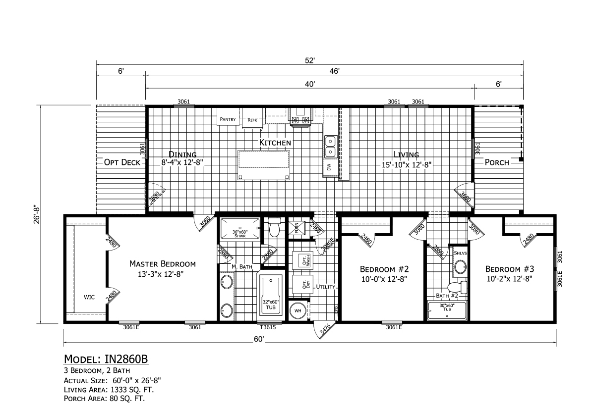 Innovation IN2860B Layout