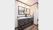 New Moon Sectional A-46026 Bathroom