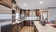 New Moon Sectional A-46026 Kitchen