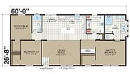 New Moon Sectional A-46026 Layout
