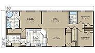 Estate Modular A-96076 Layout