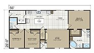 Estate Modular A-95677 Layout