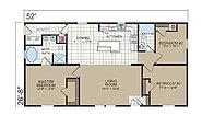Estate Modular A-95279 Layout