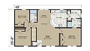 Estate Modular A-94878 Layout