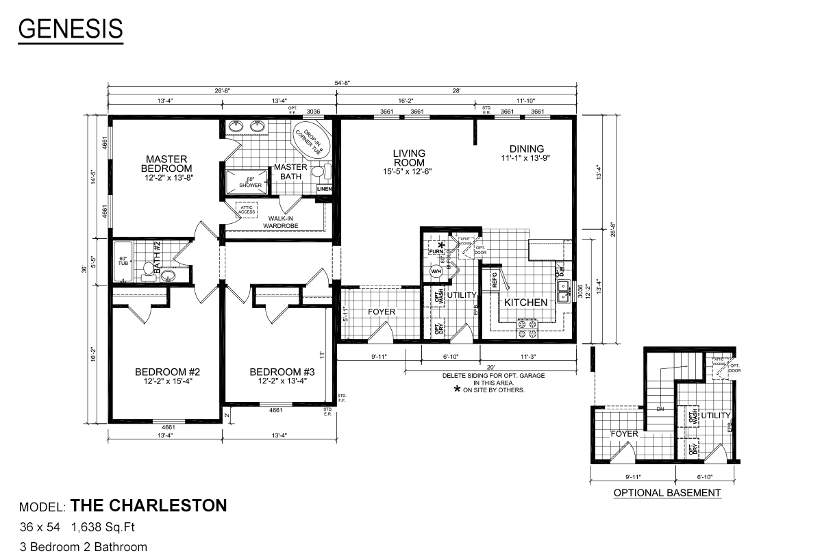 Genesis Modular - The Charleston