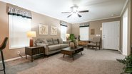 Advantage Sectional The Entertainer 2856-241 Interior