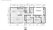 Foundation Sectional 2456-904 Layout