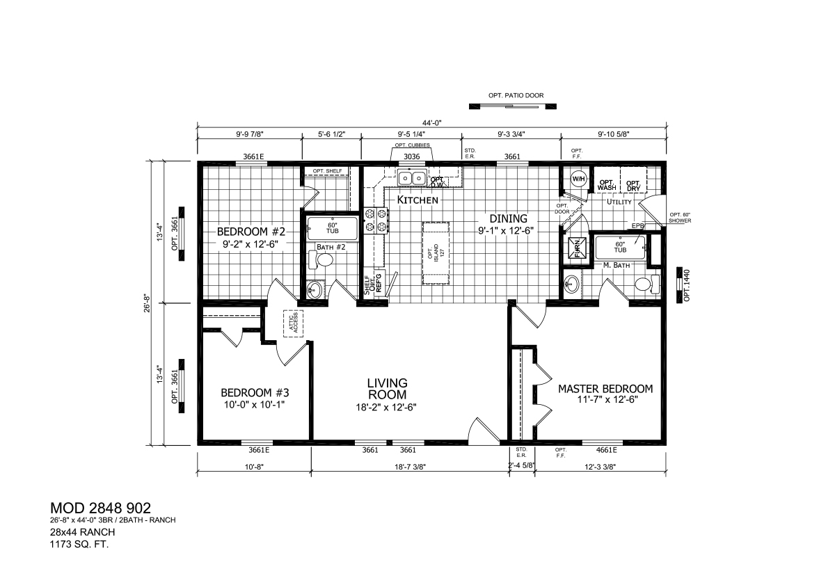 Foundation Modular - 2848-902
