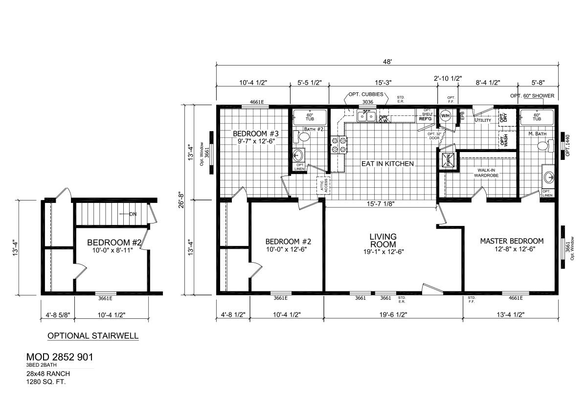Foundation Modular - 2852-901