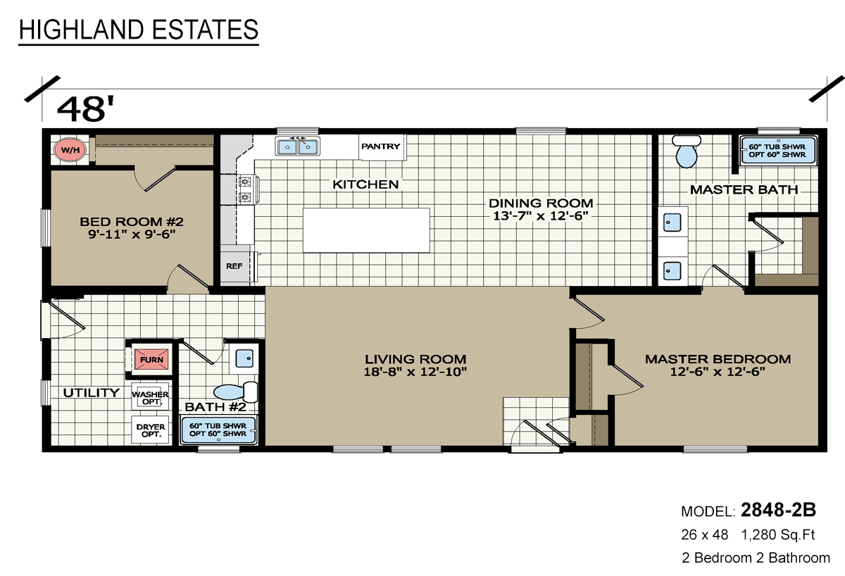 Highland Estates - 2848-2B