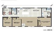 Highland Estates 2852-3A Layout