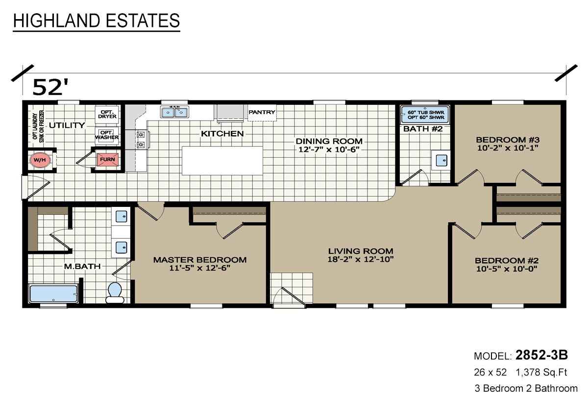 Highland Estates - 2852-3B