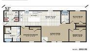 Highland Estates 2852-3B Layout