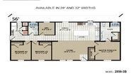 Highland Estates 2856-3B Layout