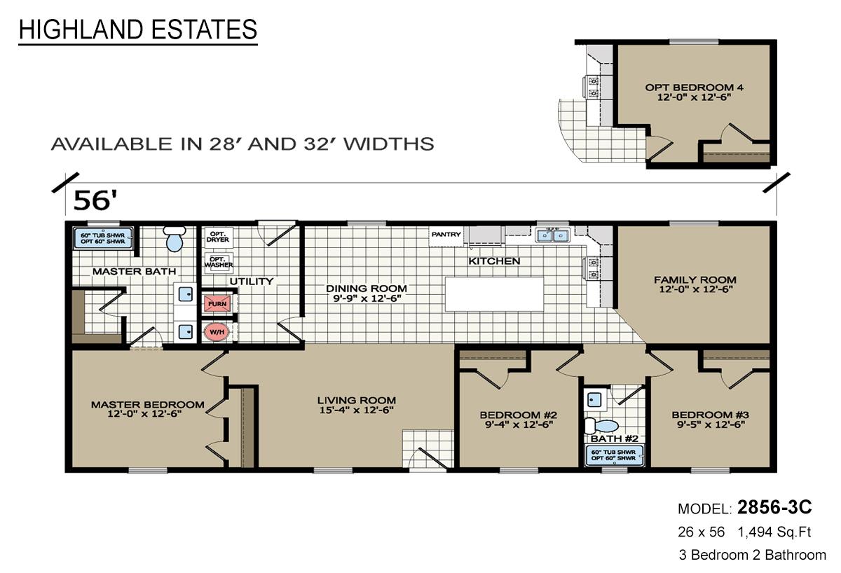 Highland Estates - 2856-3C