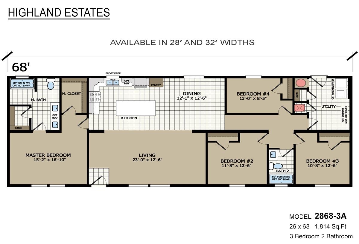 Highland Estates - 2868-3A