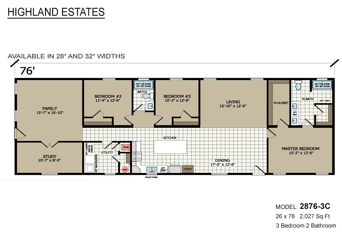 Highland Estates - 2876-3C