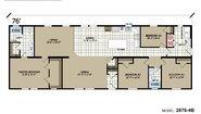 Highland Estates 2876-4B Layout