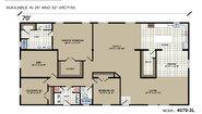 Highland Estates 4070-3L Layout