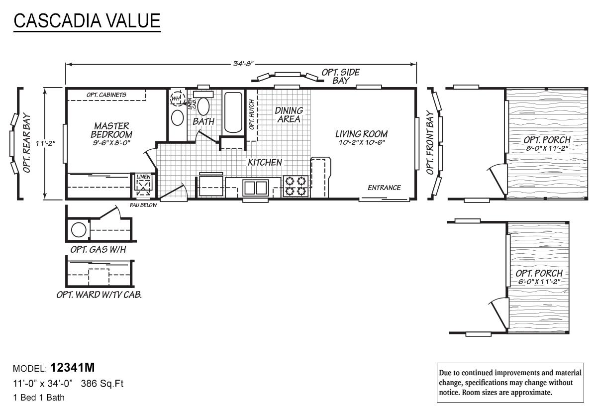 Cascadia Value - 12341M