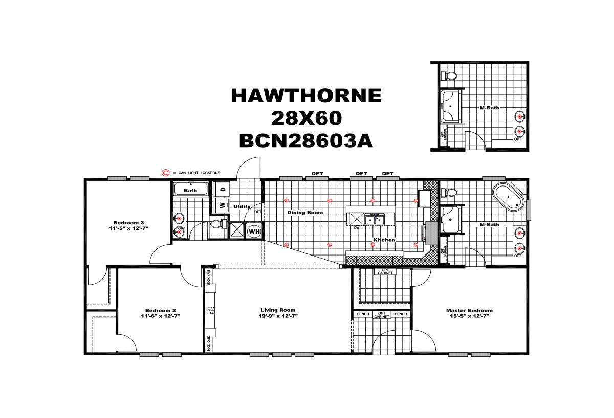 Icon Series - The Hawthorne