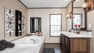 Giles Series Lodge Bathroom