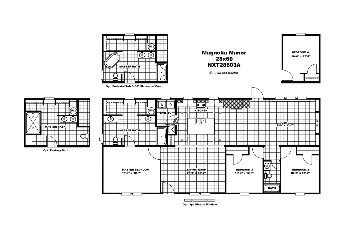 Foundation - Magnolia Manor