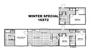 Giles Series The Winter Special Layout