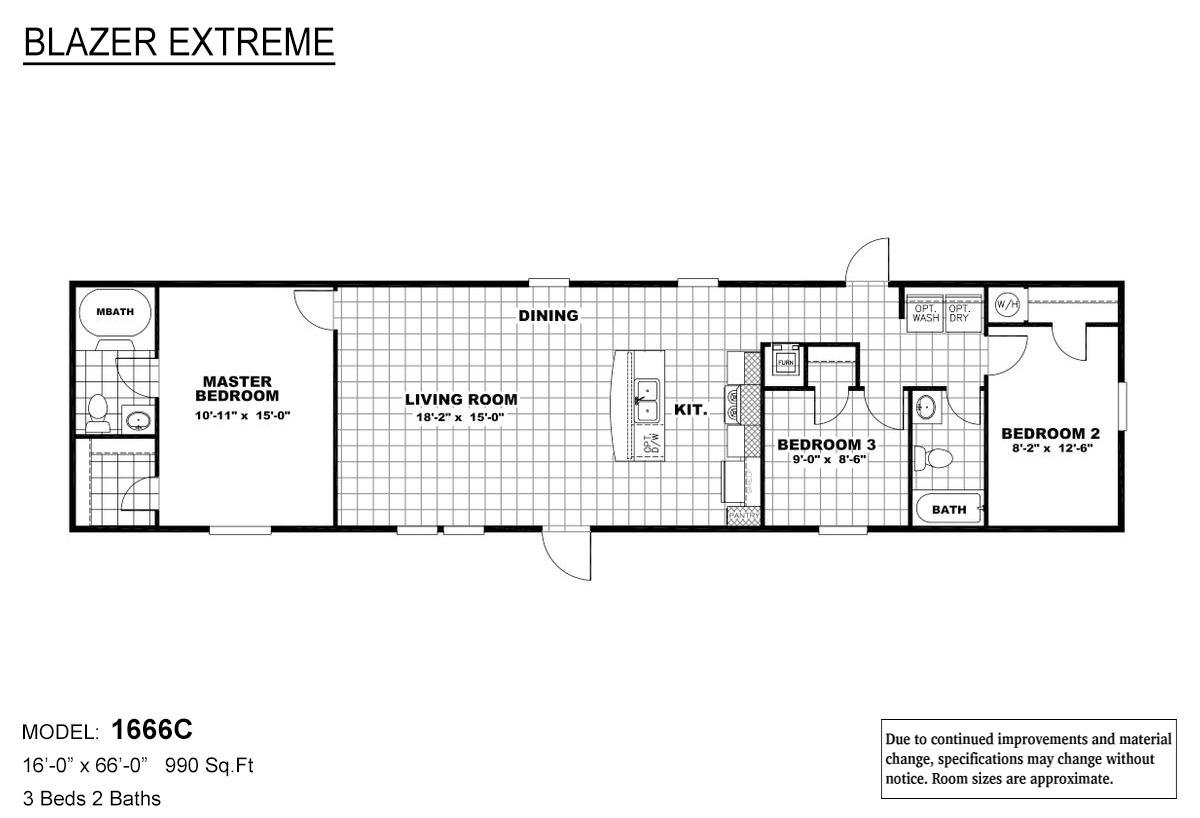 Blazer Extreme - 1666C