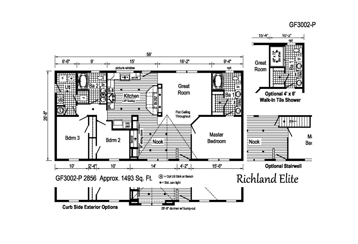 Richland Elite Ranch - GF3002-P