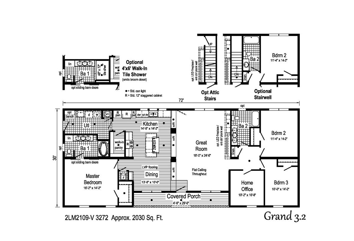 LandMark Grand - Grand 3.2 - 2LM2109V