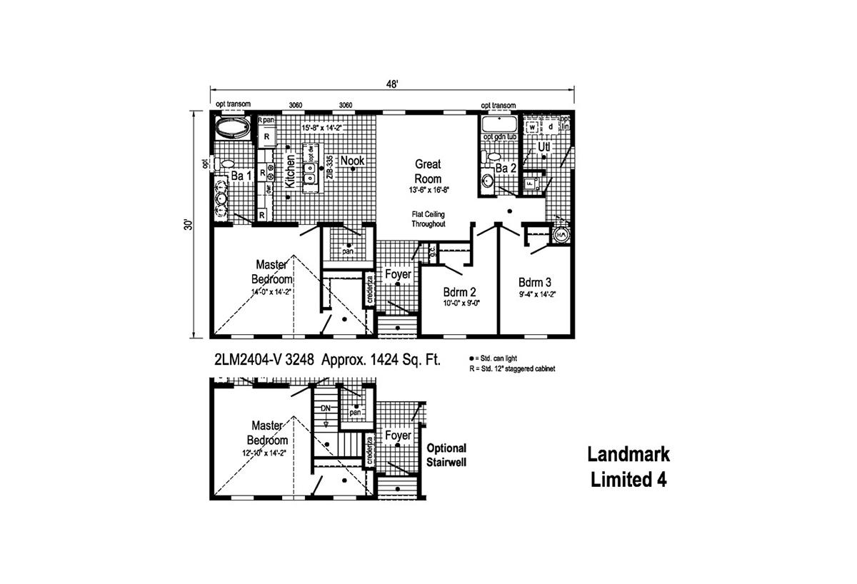 LandMark Limited - 4 - 2LM2404V