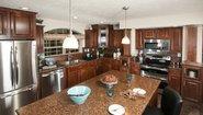 LandMark Bellevue 2LM1011-P Kitchen