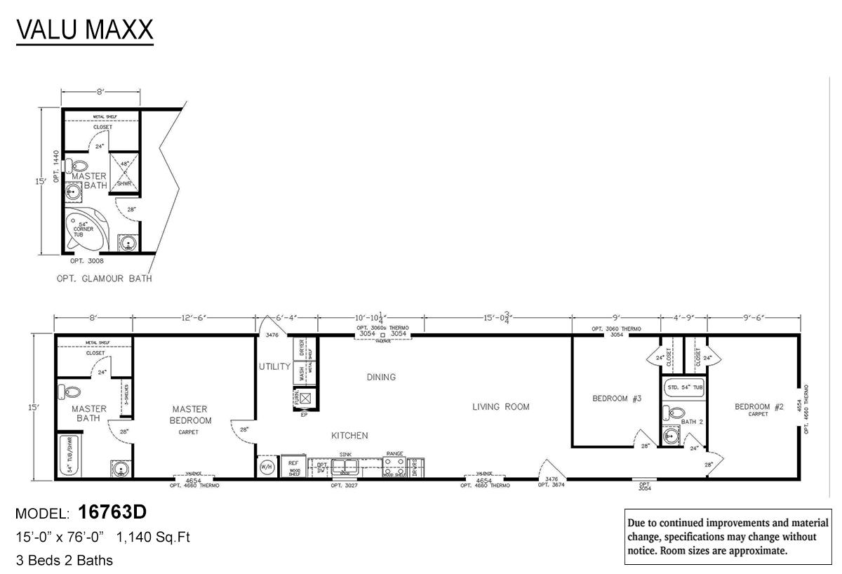 LH Valu Maxx - 16763D