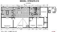 Hybrid HYB3270-310 (NOW 3270-2008) Layout