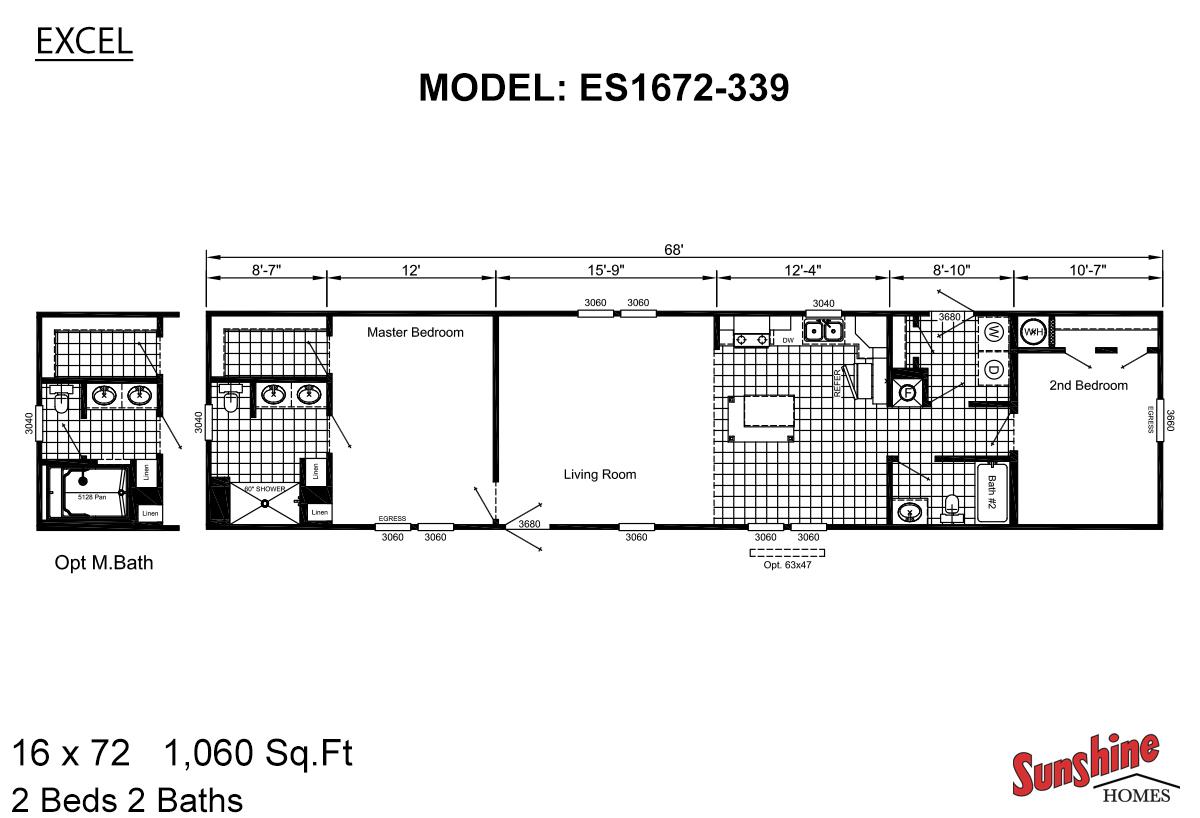 Excel - ES1672-339 (NOW 1672-1003)