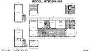 Hybrid HYB3284-349 (NOW 3284-2015) Layout