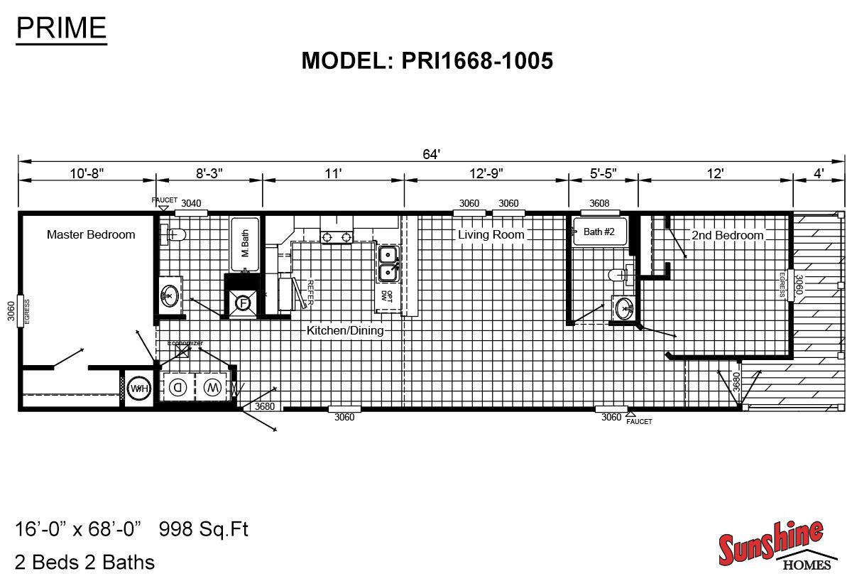 Prime - PRI1668-1005