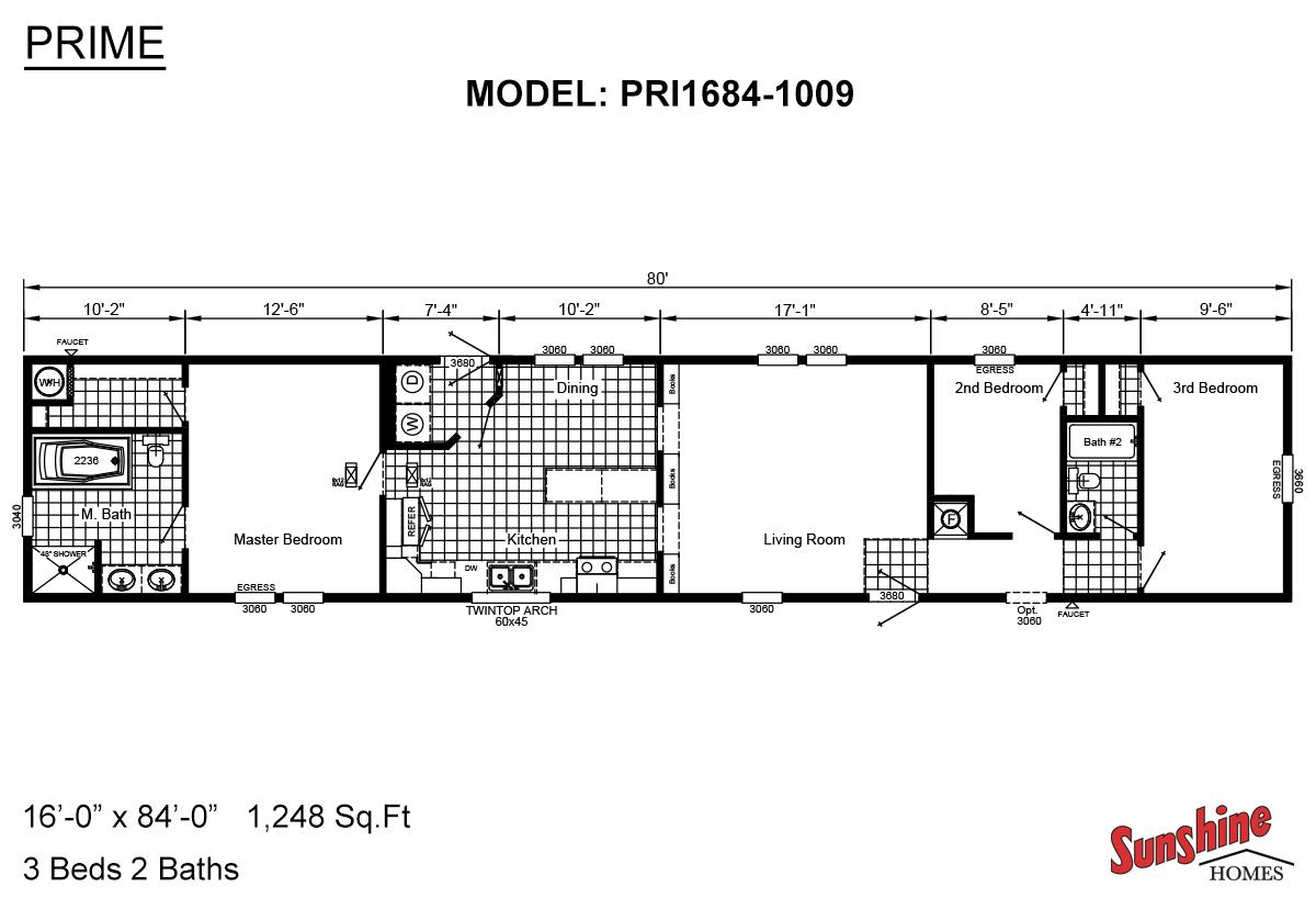 Prime - PRI1684-1009