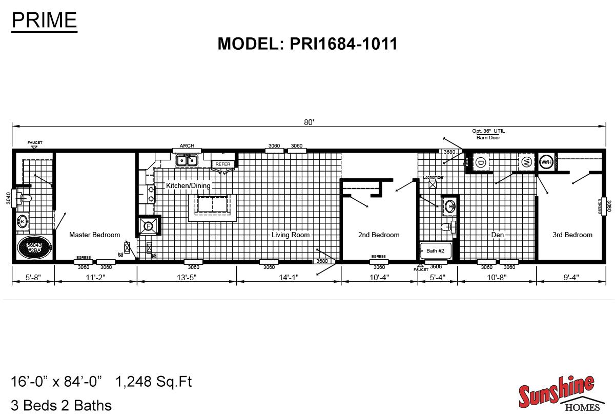 Prime - PRI1684-1011