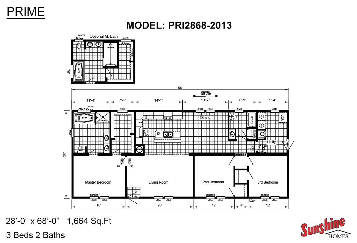 Prime - PRI2868-2013