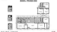 "Prime PRI2880-2003 ""The Mallard"" Layout"