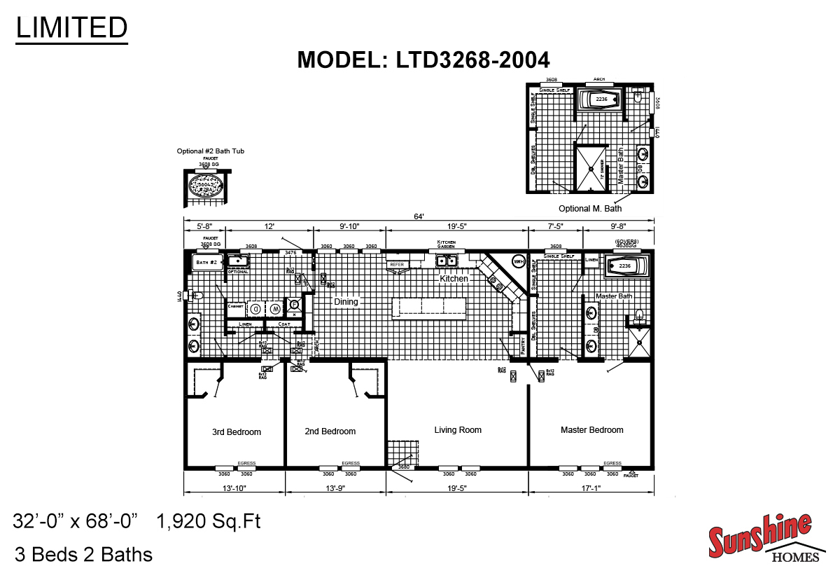 Limited - LTD3268-2004