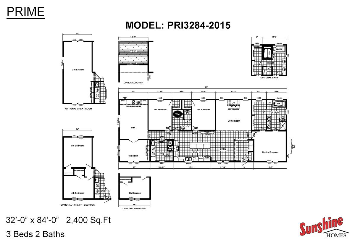 Prime PRI3284-2015 Layout