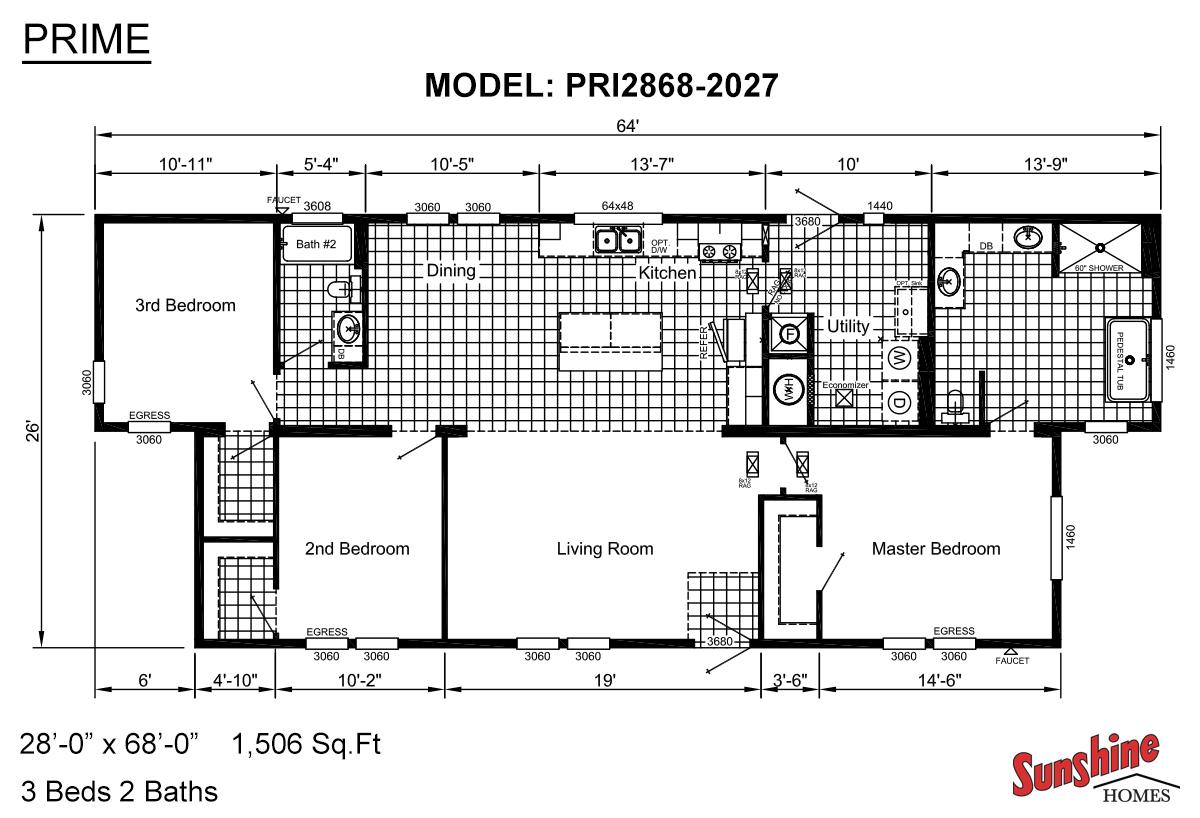 Prime - PRI2868-2027